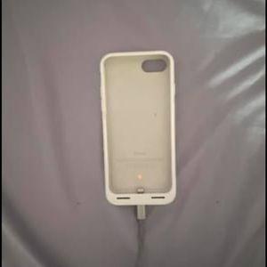 Iphone charging case.